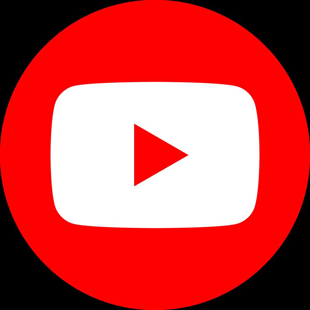 Youtube Circle Logo