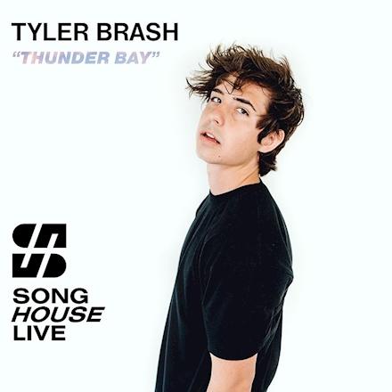 Cover for Thunder Bay by Tyler Brash